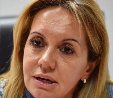 Silvia Pereira, fiscal del caso.
