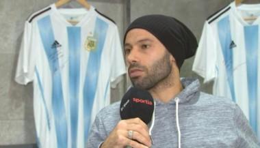 """Mascherano: """"He perdido el protagonismo que tenía, no es culpa de nadie. Trataremos de buscar una respuesta beneficiosa para todos, tanto para el club como para mí""""."""
