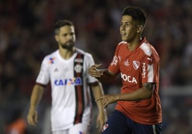 Independiente tiene la mente en la Sudamericana. Hoy juega con suplentes ante Arsenal.