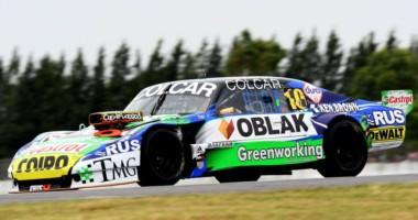 Mazzacane hizo la pole, Rossi quedó segundo y Werner se ubicó 12° en La Plata.