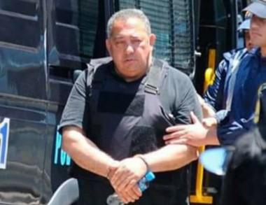 """""""Mi marido es un desaparecido más"""", dijo Alicia Sánchez en declaraciones a la prensa."""