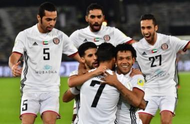 Al Jazira derrota al campeón de Asia, Urawa Reds, y avanza a su primera semifinal de Mundial de Clubes.