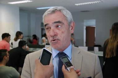 """""""Estamos buscando optimizar los recursos humanos que tenemos"""", explicó Vivas."""