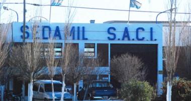 En las últimas semanas cerró definitivamente la hilandería de Sedamil y dejó 107 operarios en la calle.