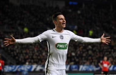 Draxler anotó dos de los cuatro tantos en goleada del PSG.