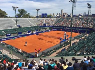 Comenzó a disputarse la qualy del Argentina Open.