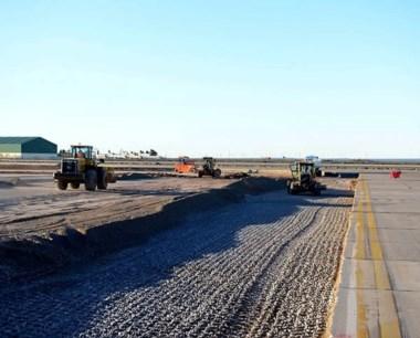 Los vuelos serán reprogramados a Puerto Madryn.