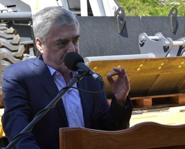 El gobernador alertó sobre el desfinanciamiento de las arcas.