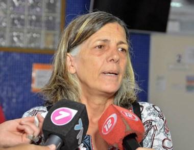 Stella Manzano, médica , activista y referente en Trelew.