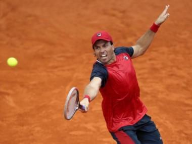 Berlocq dio el batacazo ante Ferrer y avanzó a los cuartos de final del Argentina Open.