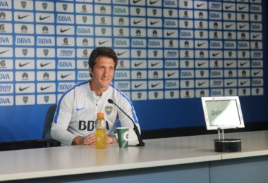 Guillermo Barros Schelotto sigue confiando en Werner para el arco de Boca.