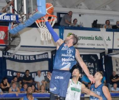 De local Argentino volvió a ganar. Cortó una racha de 6 caídas en fila 78- 67 ante Gimnasia.
