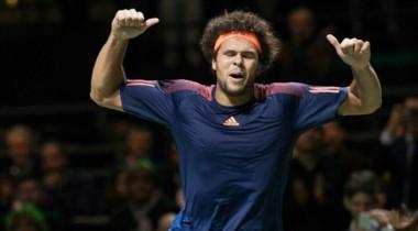 El tenista francés de adjudicó el título holandés.