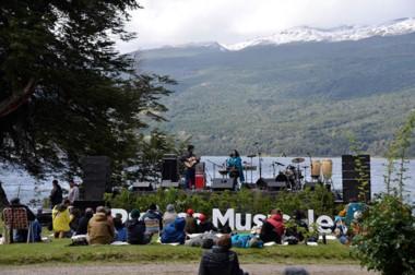 Idea fantástica. El Picnic Musical vivió sus segunda edición en el Parque Nacional Los Alerces.