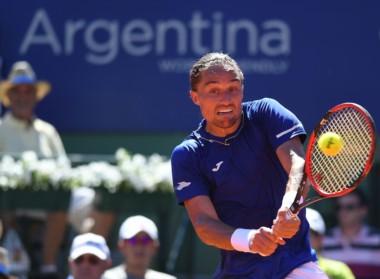 El talentoso tenista ucraniano derrotó Nishikori, que era el favorito, en la final del Argentina Open.