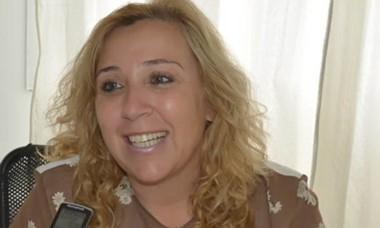 María Laura Nieva, titular del bloque de Chubut Somos Todos.