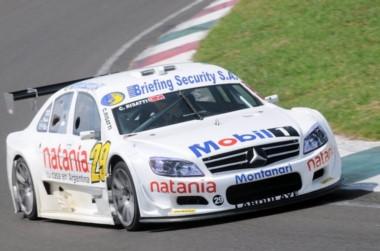 Ricardo Risatti se quedó con el triunfo en la primera carrera del año.