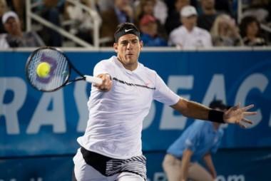 Del Potro participará en los tres Grand Slam que restan en el 2017.