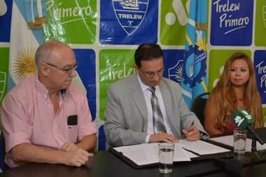 El intendente destacó que con los fondos propios se podrá llevar adelante la nueva oficina.