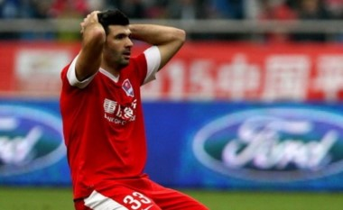 Estaba todo encaminado pero el club chino cambió las condiciones del préstamo.