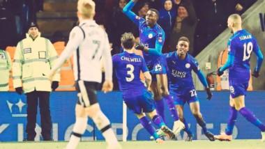 Ya sin el argentino Ulloa, Leicester avanzó en la FA Cup.