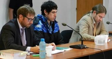Contundente. García admitió todo y se declaró el autor del asesinato que sacudió la meseta de Chubut.