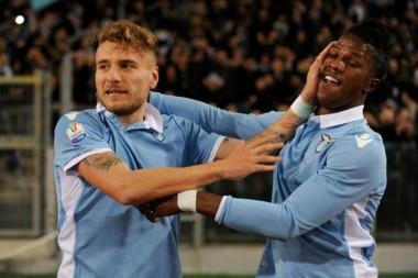 Gran victoria de Lazio ante su clásico rival, Roma.