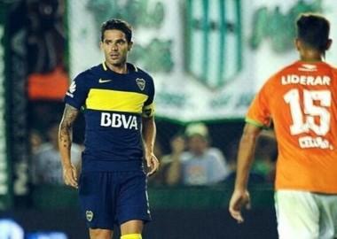 """Desde que volvió, Boca ganó todo lo que jugó. """"Este equipo está en el buen camino"""", dijo el capitán."""