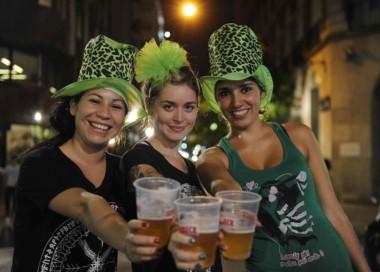 Los pubs de todo el país festejarán este viernes el Día de San Patricio, una festividad irlandesa que se extiende por todo el mundo.