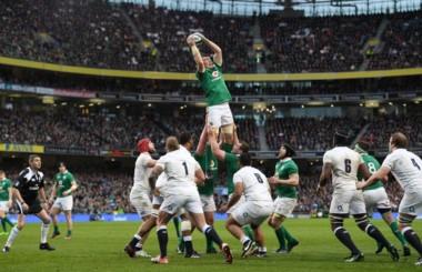 Irlanda venció a Inglaterra, impidió el Grand Slam de La Rosa y le cortó el invicto de 18 partidos a Eddie Jones.