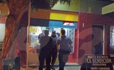 Abuso en el kiosco, 6 meses de prisión para el policía Loyola. Foto: Radio 3