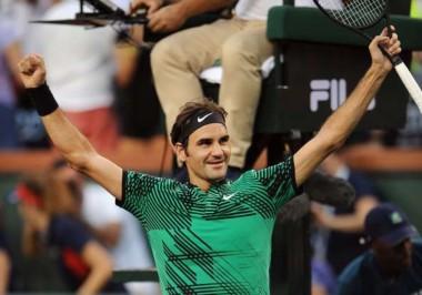 Roger Federer continua haciendo historia. El suizo superó a Wawrinka 64 75. Obtiene su título 90°; 25° de M1000.