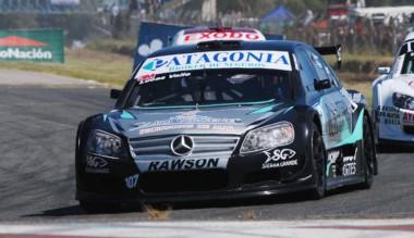 Lucas Valle quedó 16° en la segunda final del año del Top Race V6.