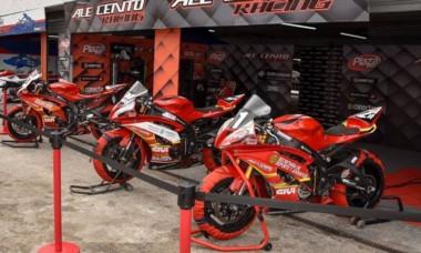 El Cento Racing, de Alejandro Cento, avisó que llega para dar batalla.