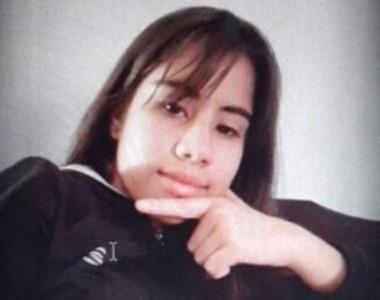 Natalia Sofía Cruz. Es buscada.