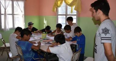 En cada Centro Juvenil se brinda contención socioeducativa para niños y adolescentes de 6 a 18 años.