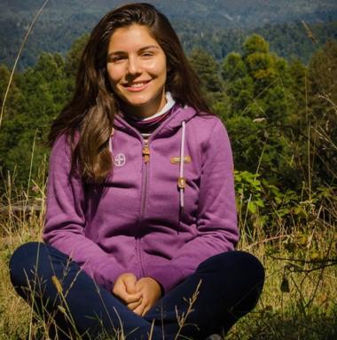 Agustina Boruta, estudiante de Trelew habló de su experiencia en Chile.