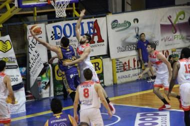 Atenas mostró su poderío jugando en Patagones, donde sólo perdió una vez. (Foto: Prensa Atenas).