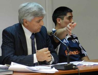 Juan Brian Petrillán seguirá en prisión preventiva hasta el juicio oral.