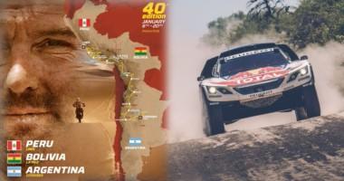 Se presentó en el Automóvil Club Argentino el recorrido definitivo del Rally Dakar 2018 por nuestro país.