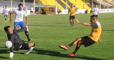 Deportivo Madryn disputó varios amistosos en la extensa pretemporada. El 14 debutará por Copa Argentina.