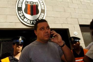 Marcelo Achile, presidente de Defensores: