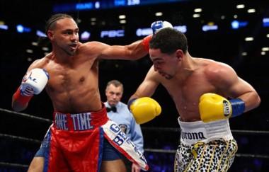 """""""One Time"""" venció a Danny García por decisión dividida."""