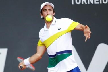 Pablo Cuevas logró su sexto título ATP con su tricampeonato en San Pablo.