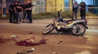 Murió un primo del Marcos Rojo baleado por un excomisario durante un asalto,