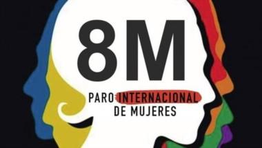 En coincidencia con el Día Internacional de la Mujer, se llevará a cabo el primer paro mundial de mujeres.