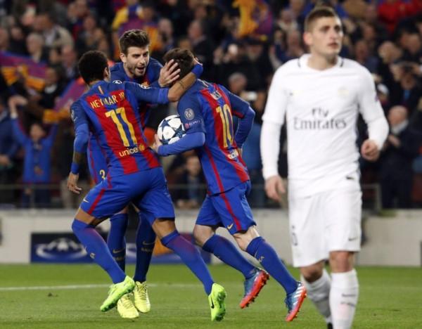 """El """"Barsa"""" debe ganarle al """"Real"""" para seguir con chances en la Liga Española."""