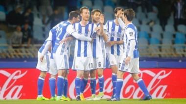 Buena victoria del Real Sociedad en el cierre de la jornada española.