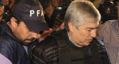 Báez está detenido desde el 5 de abril de 2016 por presunto lavado de dinero.