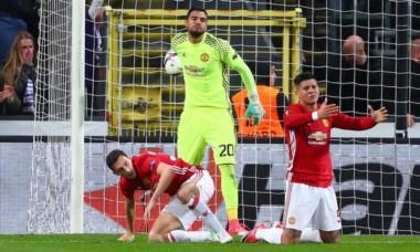 Romero y Rojo estuvieron desde el arranque.
